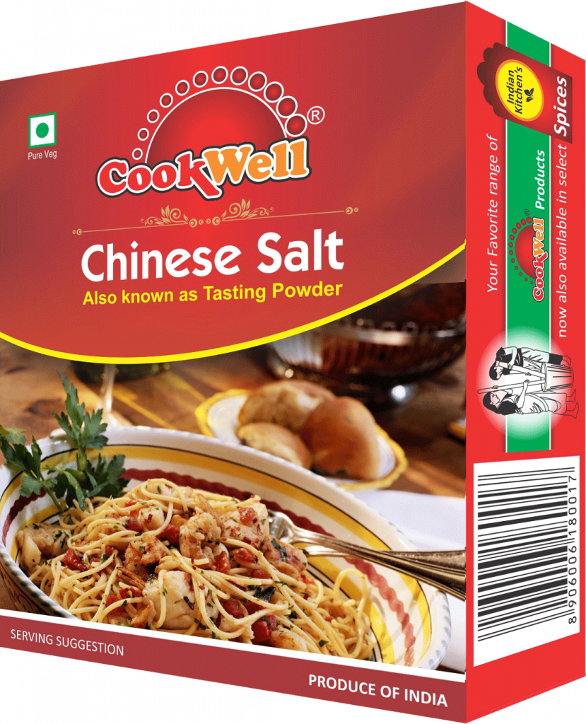 Cookwellfoods - Chinese salt