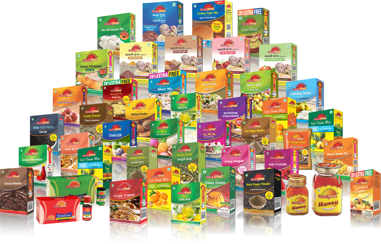Cookwellfoods - Instant mix food products