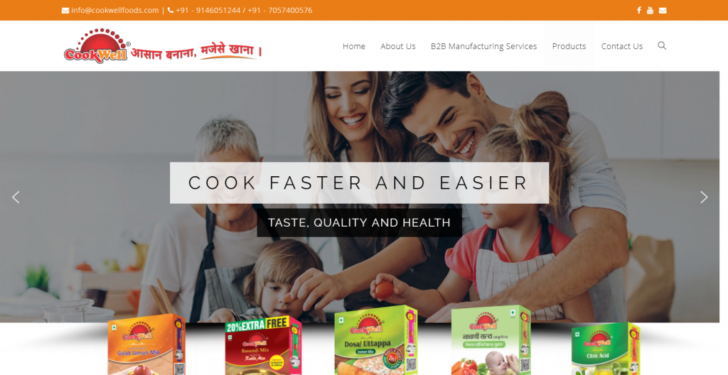 Cookwellfoods