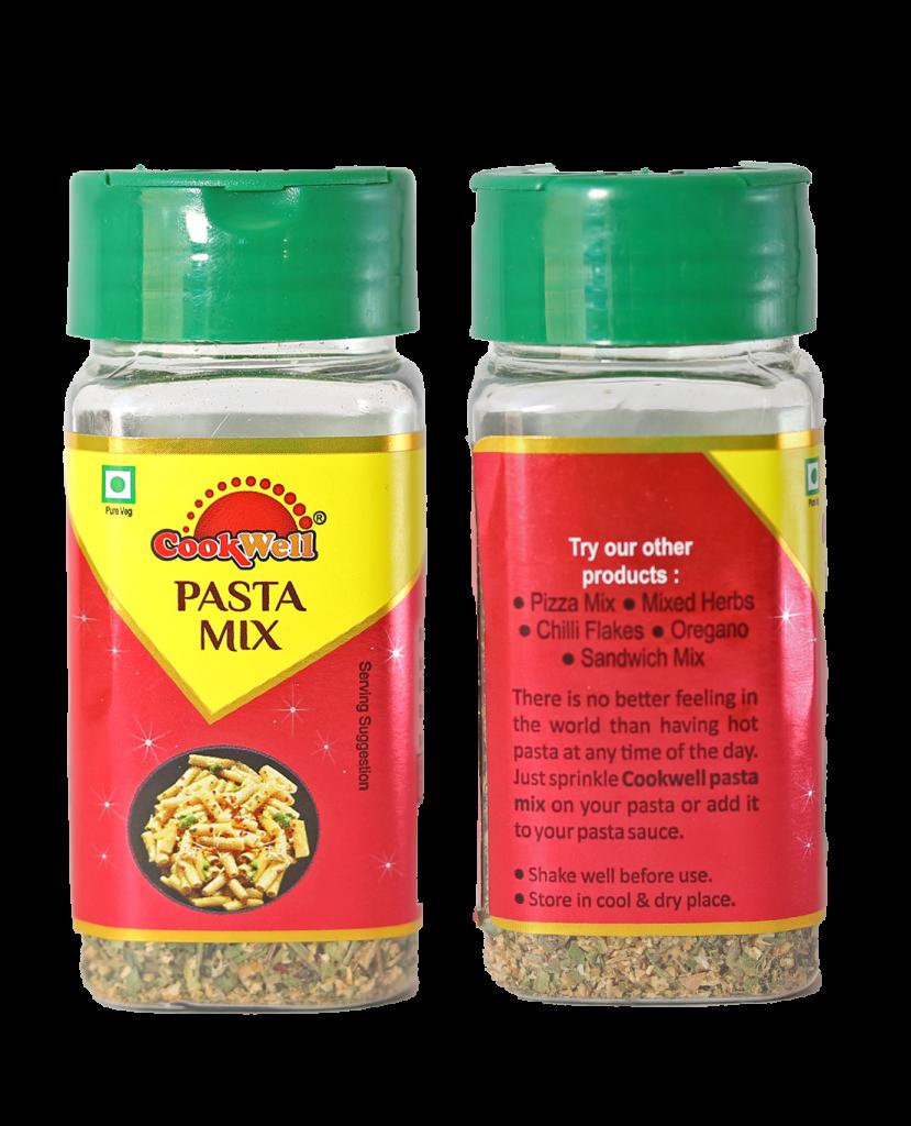 Cookwellfoods - Pasata masala mix
