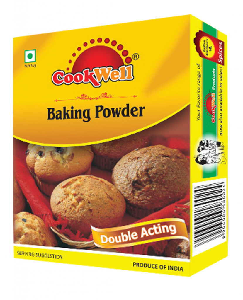 cookwellfoods - baking powder