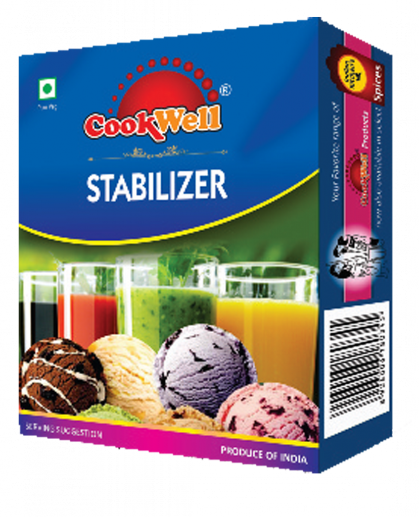 Cookwellfoods - Stabilizer