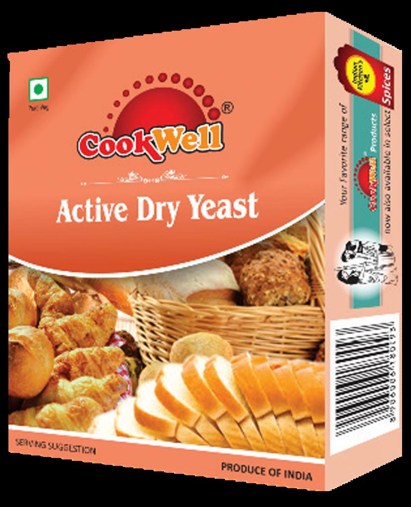 Cookwellfoods - active dry yeast