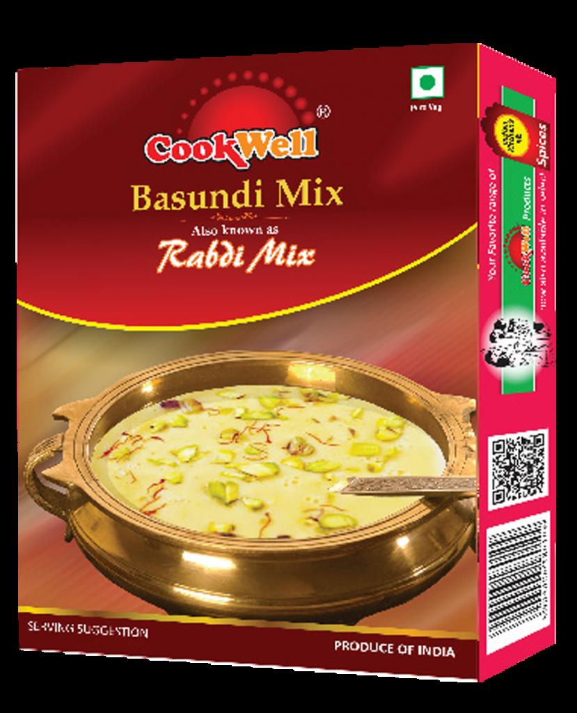 Cookwellfoods - basundimix