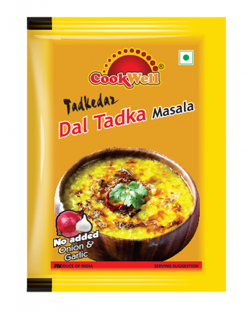 Cookwellfoods - Dal tadka masala