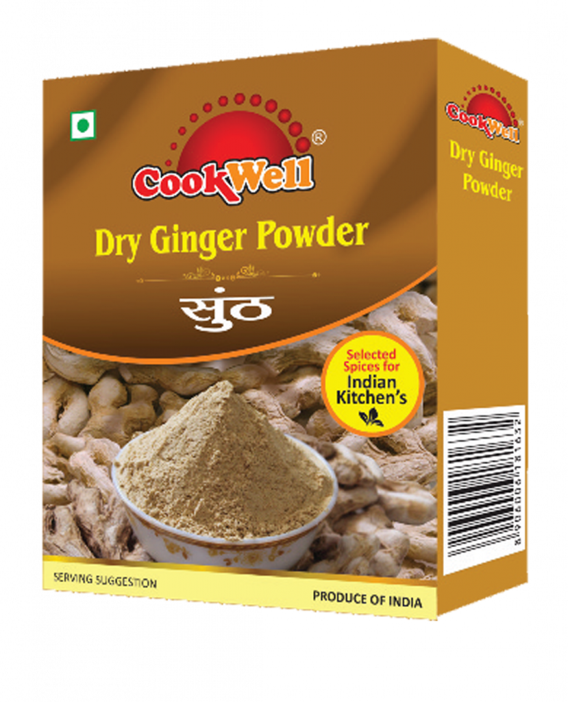 Cookwellfoods - Dry ginger powder