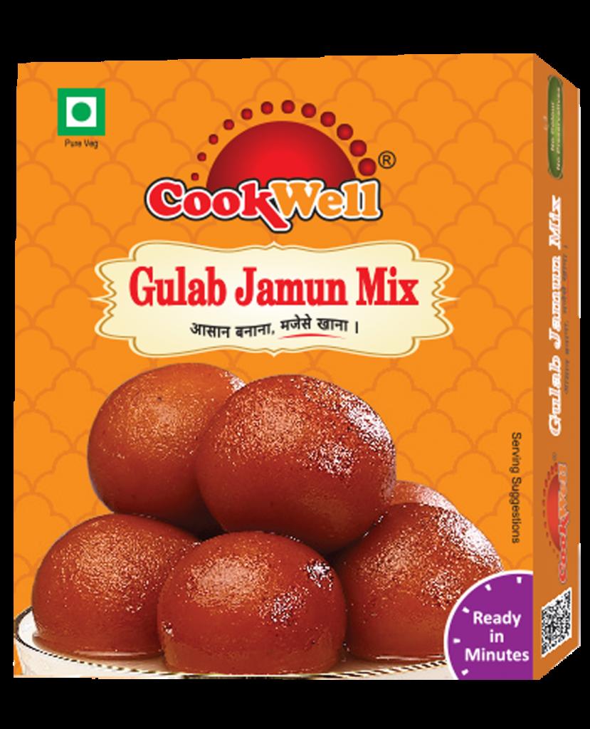 Cookwellfoods - Instant gulabjamun min