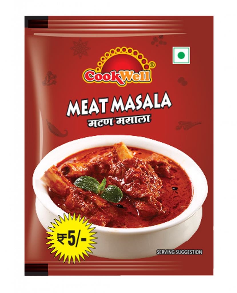 Cookwellfoods - meat masala