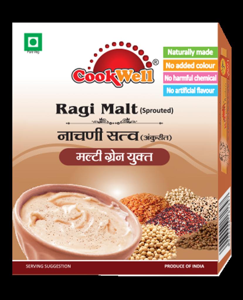 Cookwellfoods - Ragi Malt