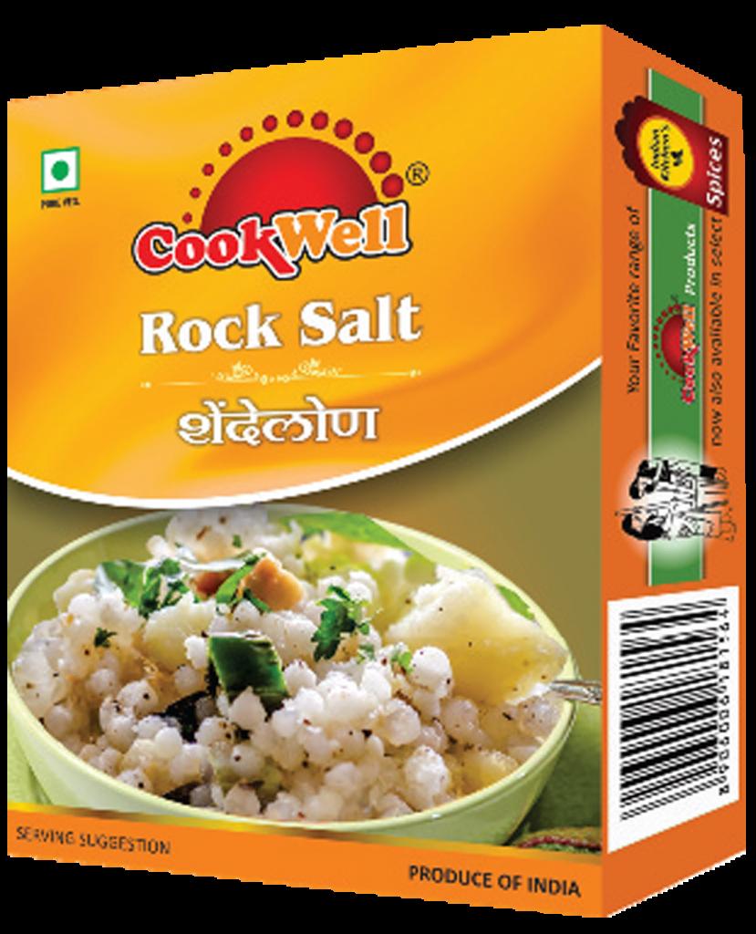 Cookwellfoods - rocksalt