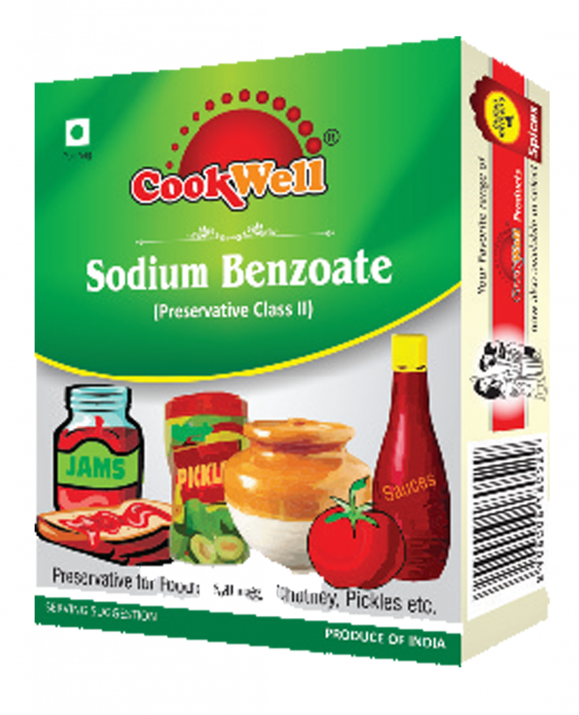 Cookwellfoods - Sodium benzoate